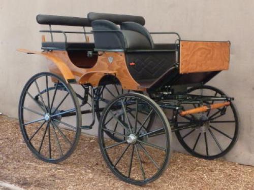 Jagdwagen Cziraky