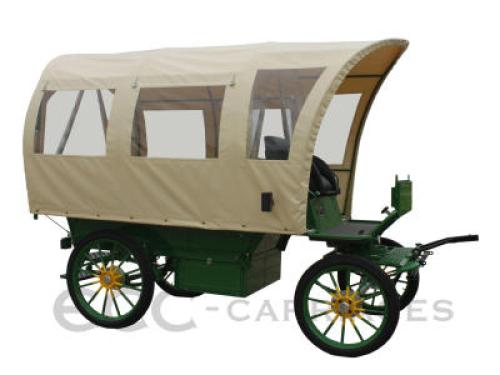 Wagonette Trekking