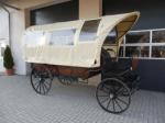 Wagonette mit Dach